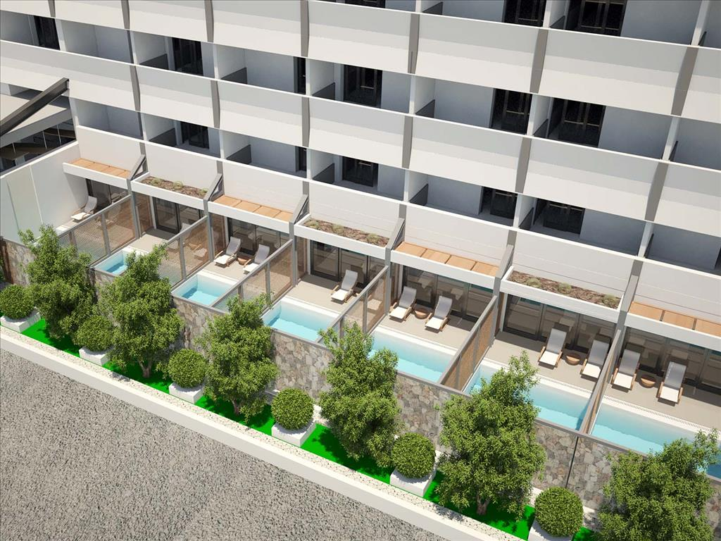 Греция (авиа)  Alexia Premier City Hotel 3* (ex. Alexia Htl & Studios), о.Родос