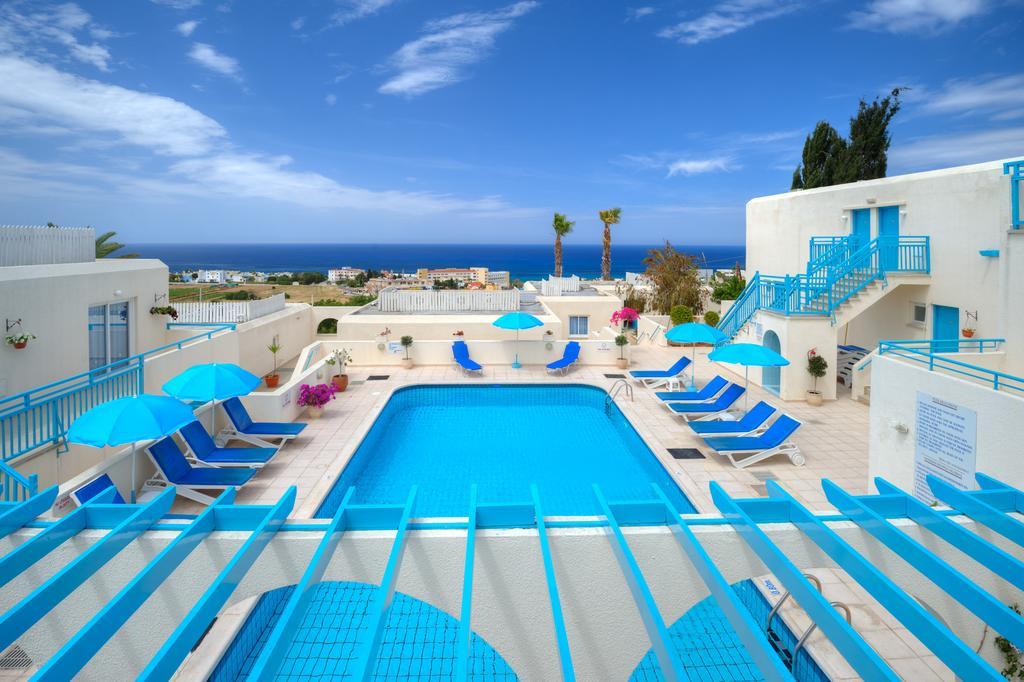 Кипр, SUNNY HILLS HOTEL APTS 3 *, Пафос