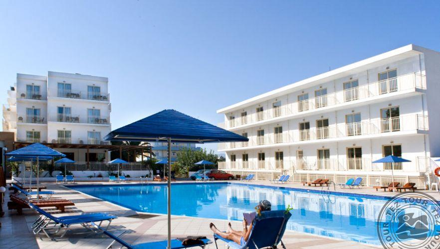 Греция (авиа) MARILENA HOTEL 4*, о.Крит, Ираклион
