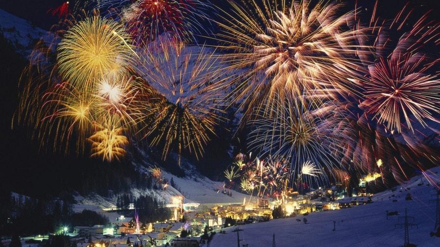 Новый год в Карпатах!