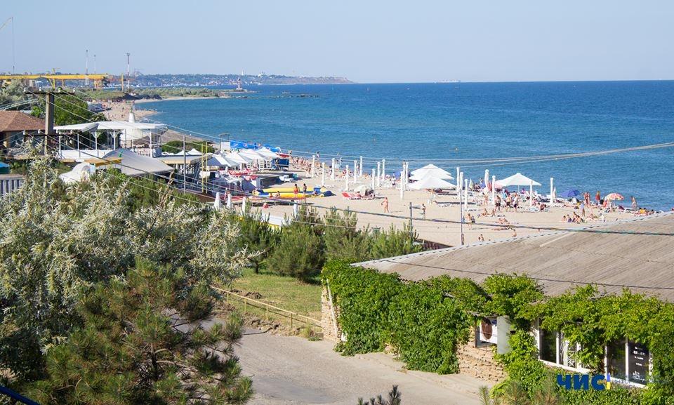 Черноморск. Все пансионаты 2020