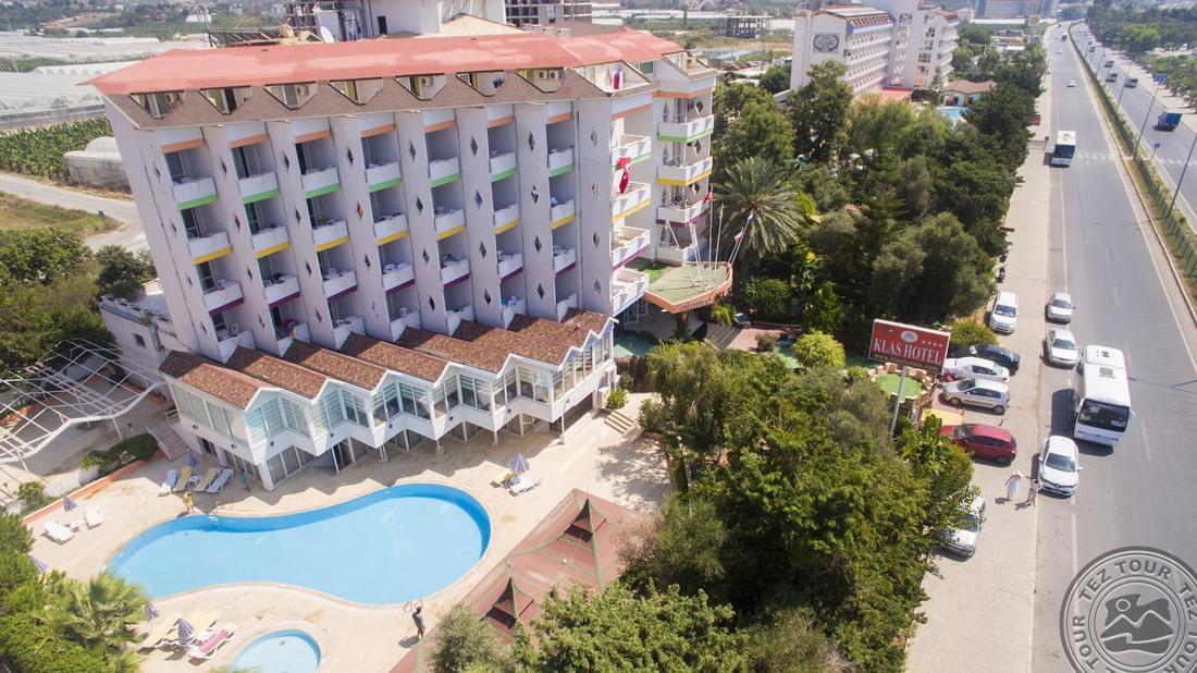 Турция KLAS HOTEL 4*, Аланья
