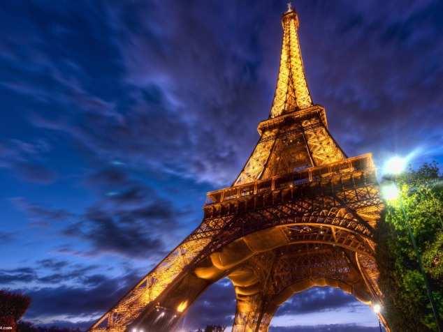 Тур в Париж без ночных переездов