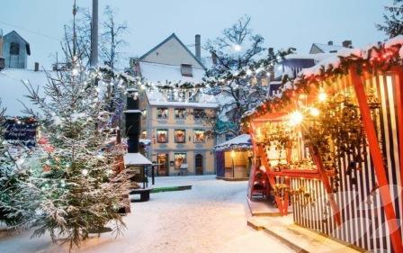 Рождественский тур Рига-Стокгольм-Турку-Хельсинки-Таллин