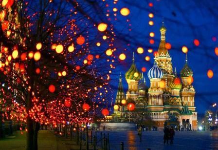 Рождественский уикенд в Москве (2 дня)