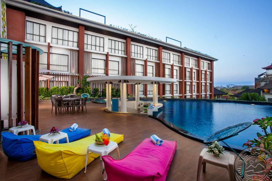 Индонезия ION HOTEL BALI 3*, Бали - Танджунг Беноа