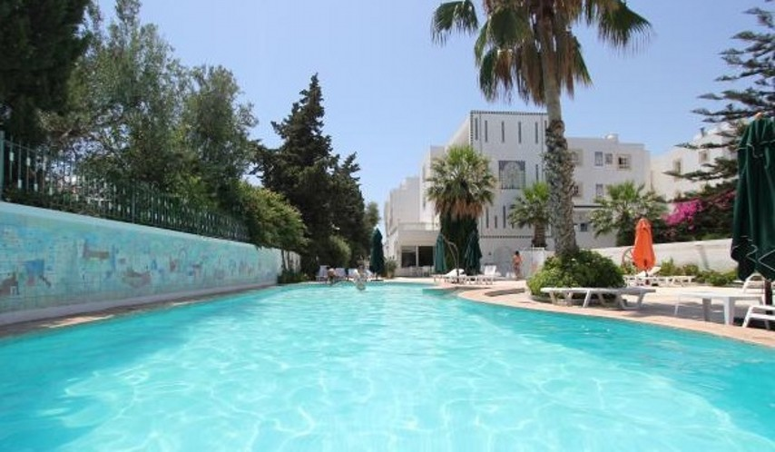 Тунис, Residence Mahmoud 3*, Хаммамет