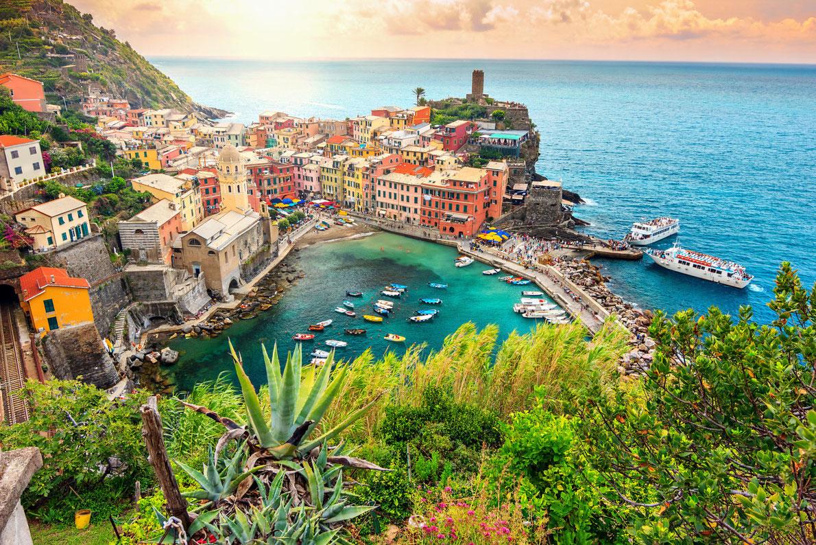 Тур с отдыхом в Италии 14 дней