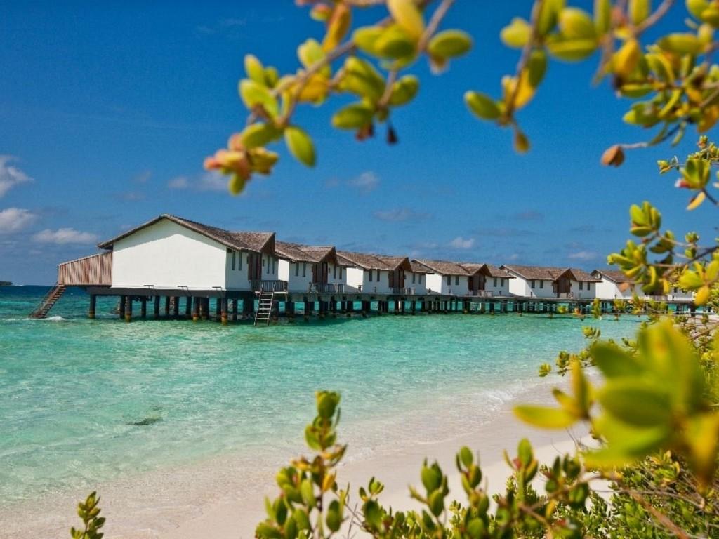 Мальдивы, Reethi Beach Resort 4 *, Мале