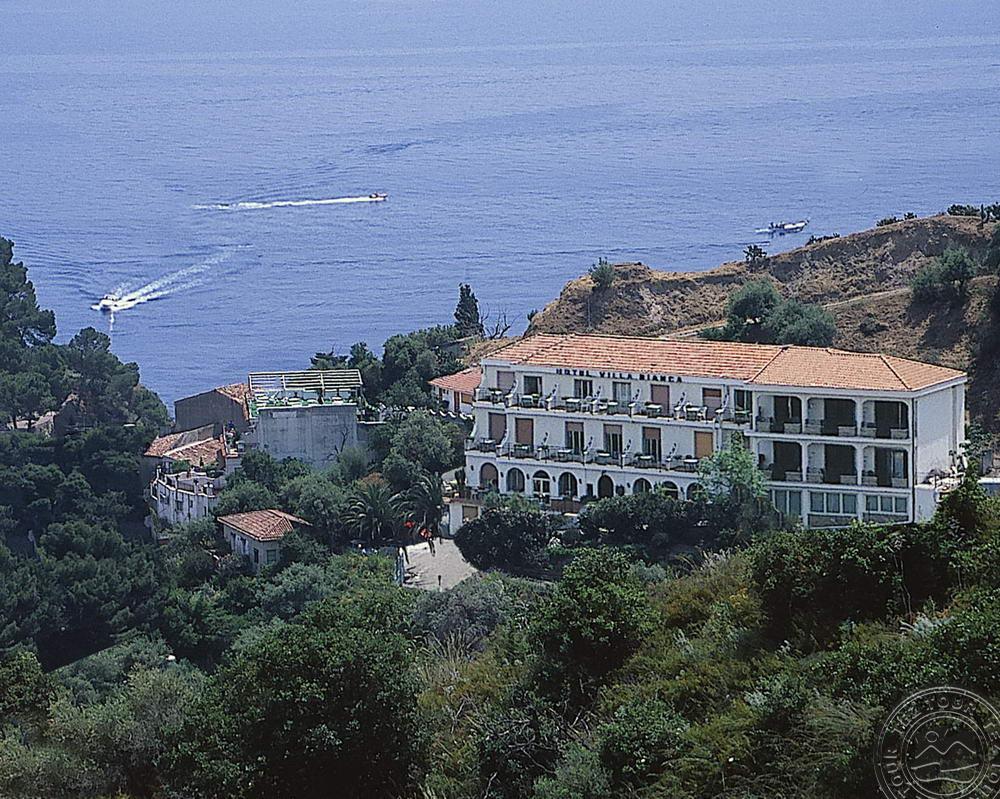 Италия VILLA BIANCA (TAORMINA MARE) 3*, Сицилия - Каталия