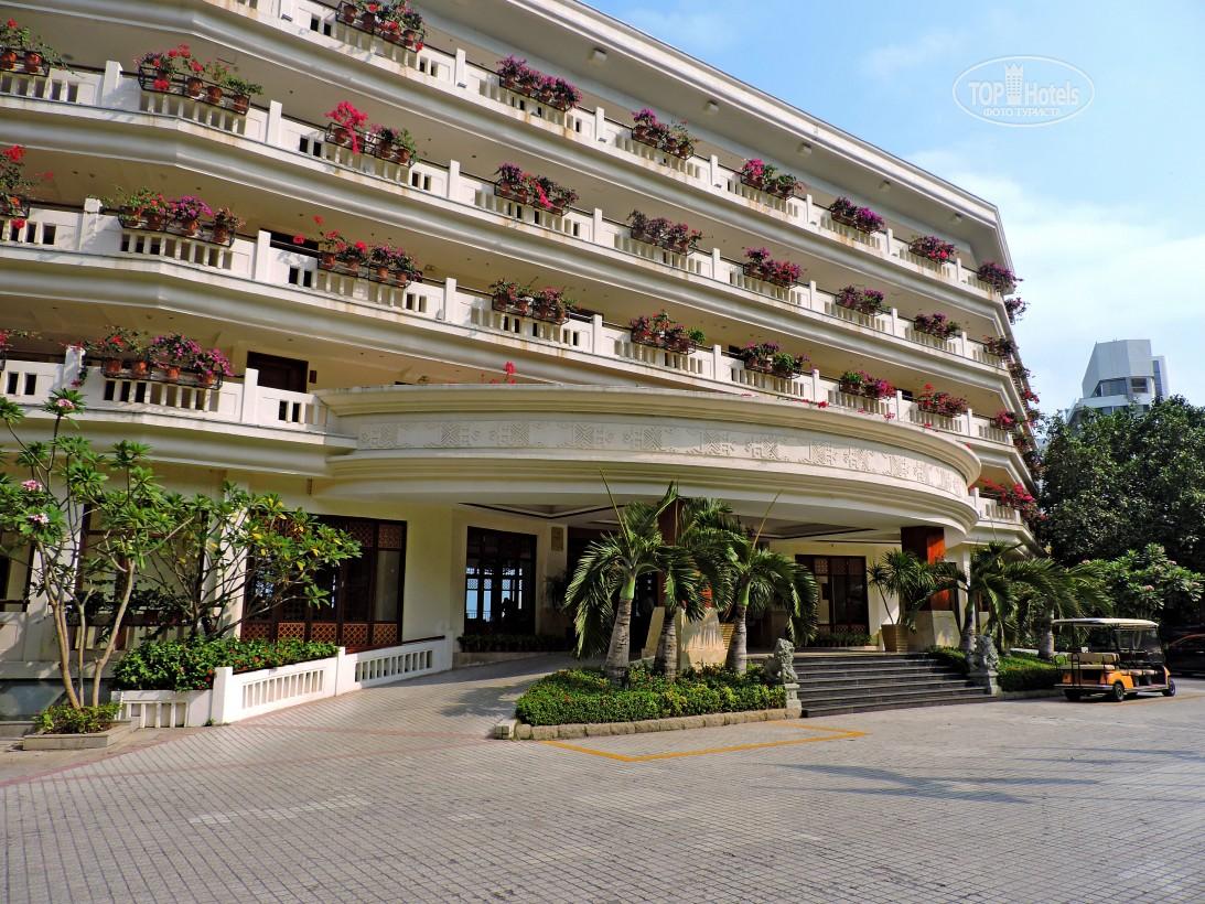 Китай SANYA YUHUAYUAN SEAVIEW HOTEL 4*, Дадунхай