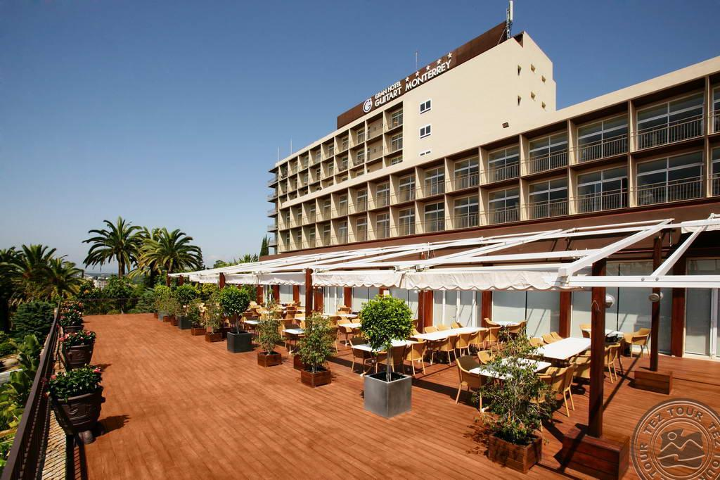 Испания GRAN HOTEL MONTERREY 5*, Коста-Брава