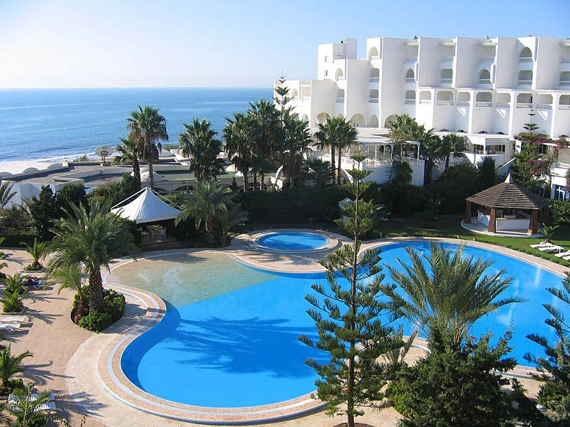 Тунис, Sentido Aziza Beach Golf & Spa 4*, Хаммамет