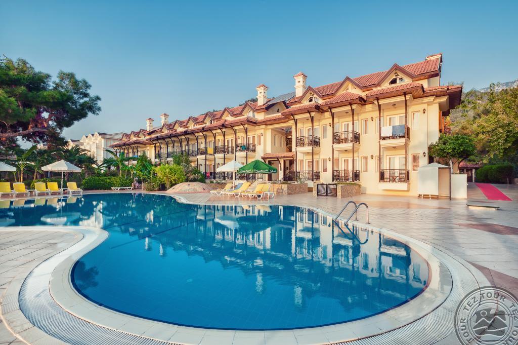 GRAND RING HOTEL 5*, Кемер