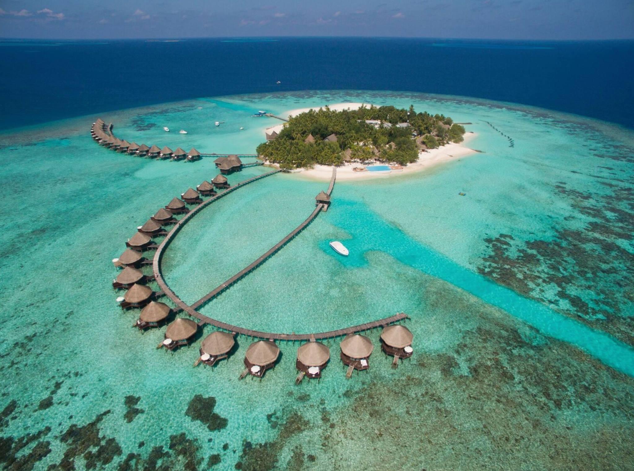 Мальдивы, THULHAGIRI ISLAND RESORT 4 *, Северный Мале