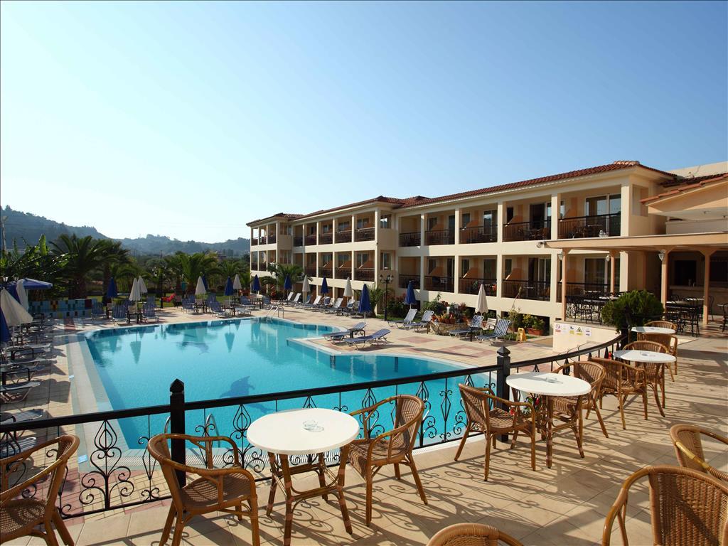 Греция (авиа) PARK HOTEL 4* о.Закинф
