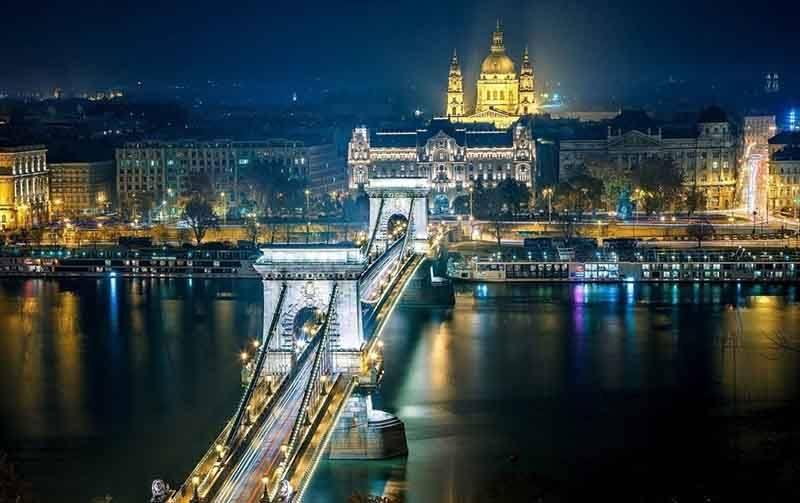 Рождественские впечатления. Краков-Будапешт-Вена