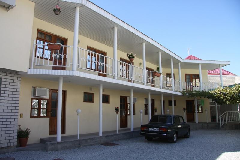 Кабардинка, гостевой дом Чайка 2018