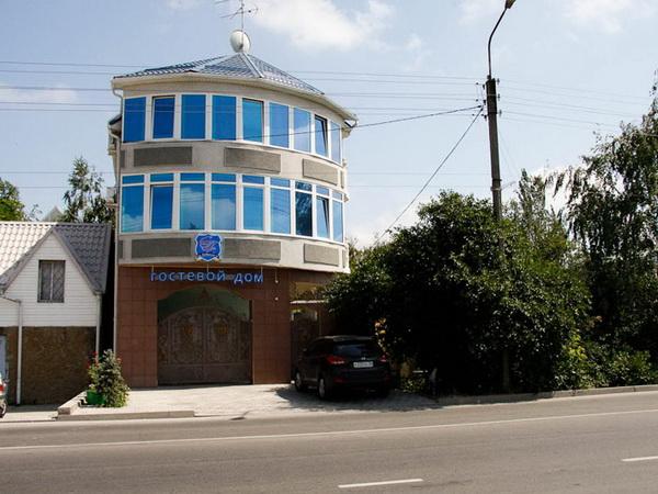 Анапа, гостевой дом СПС, 2020