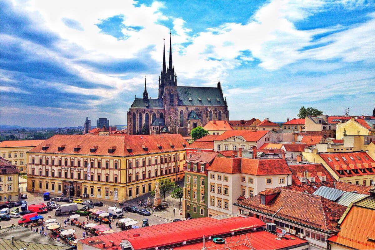 Тур Чехия Стандарт, 7 дней/без ночных переездов