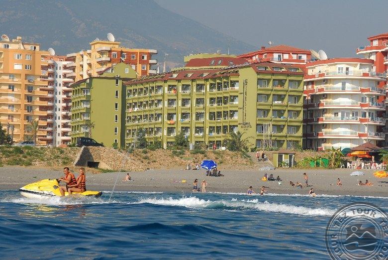 Турция SUN STAR BEACH HOTEL 4*, Инжекум - Алания