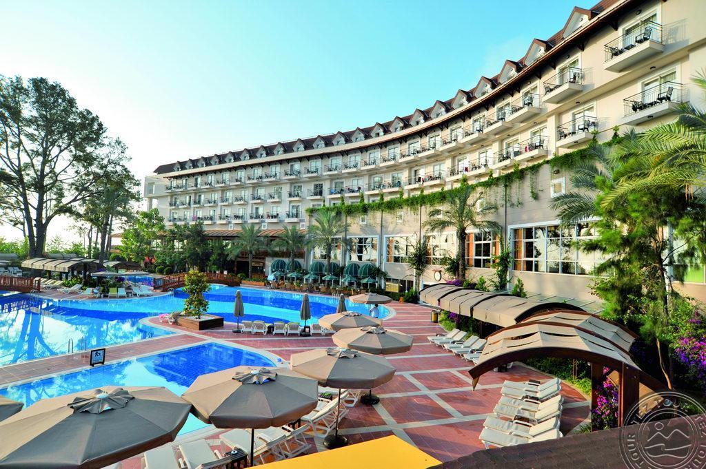 Турция ALKOCLAR EXCLUSIVE HOTEL 5*, Кемер