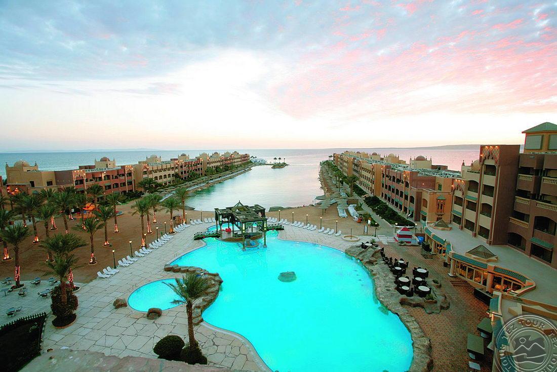 Египет SUNNY DAYS EL PALACIO HOTEL 4* Хургада