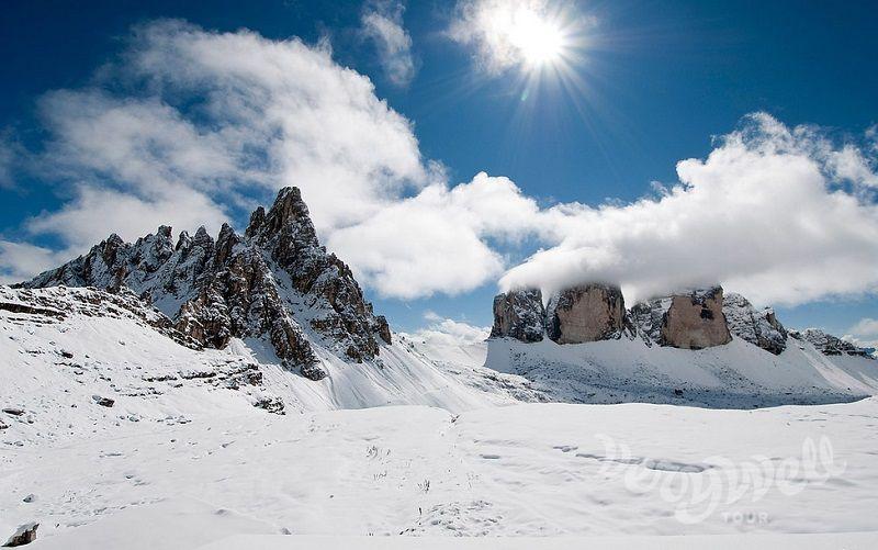 IT8 Горнолыжный тур в Доломитовые Альпы