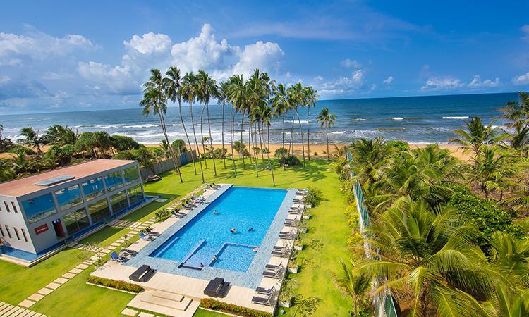 Шри-Ланка, Club Waskaduwa Beach Resort & Spa 4*+, Калутара