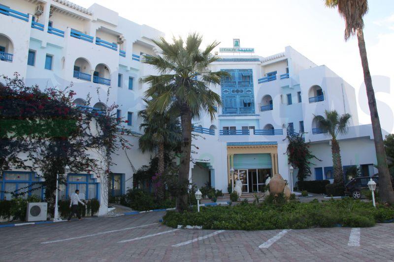 Тунис Hotel Le Khalife 3*, Хаммамет