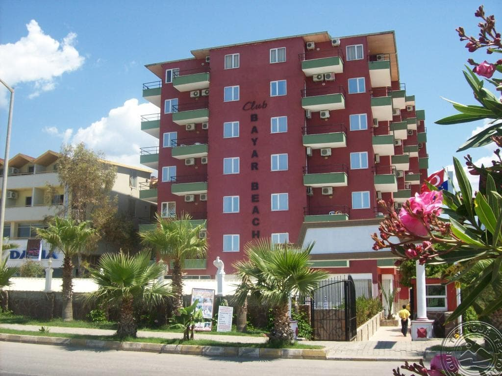 Турция CLUB BAYAR BEACH HOTEL 4*, Инжекум-Алания