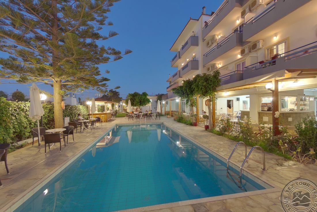 Греция (авиа) MARIRENA HOTEL 3*, о.Крит, Ираклион