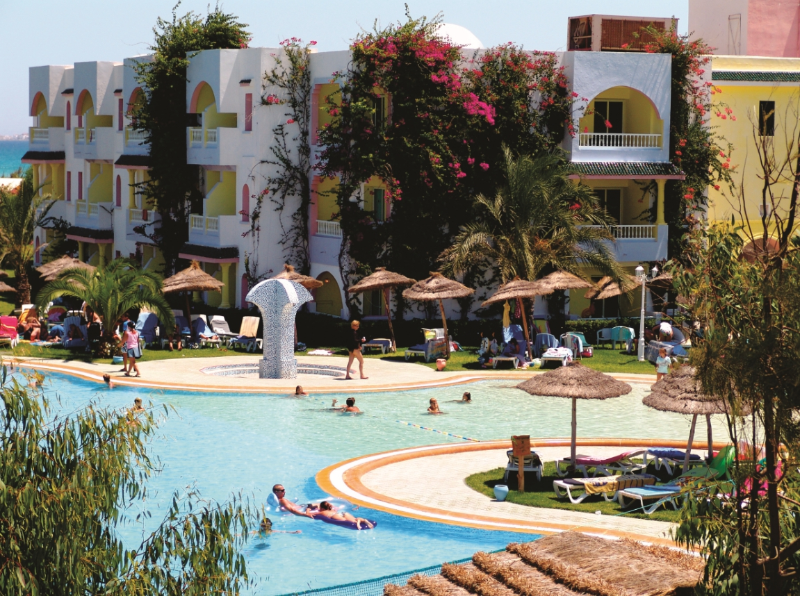 Тунис Caribbean World Mahdia 4*, Махдия