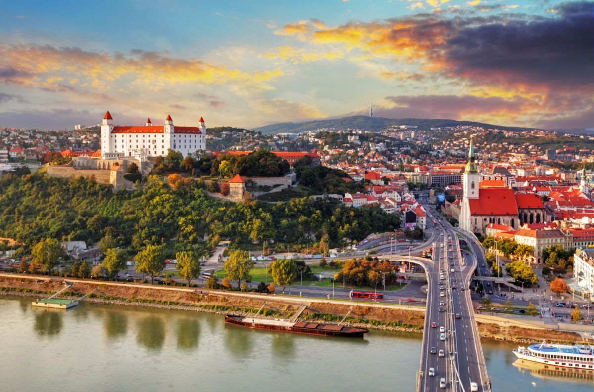 Выходные в Словакии
