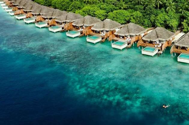 Мальдивы, GRAND PARK KODHIPPARU 5 *, о Кодипару