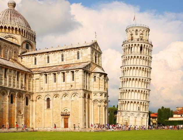 Тур с отдыхом в Хорватии и Италии 15 дней