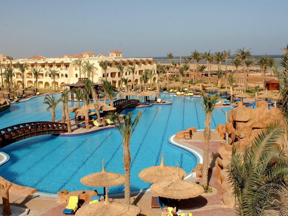 Египет SEA BEACH RESORT & AQUA PARK (EX-TROPICANA SEA BEACH) 4* Шарм-эль-Шейх