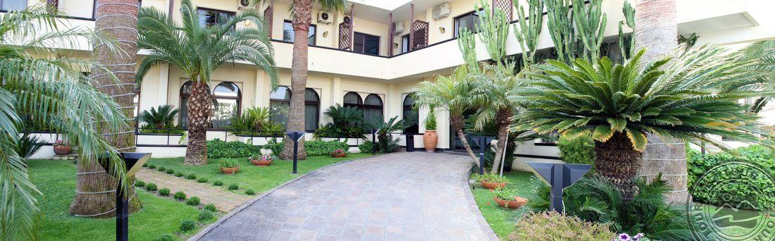 Италия DELFA HOTEL (CAPACCIO PAESTUM) 3*, побережье Чиленто