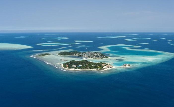 Мальдивы, HOLIDAY INN RESORT KANDOOMA 5 *, Южный Мале