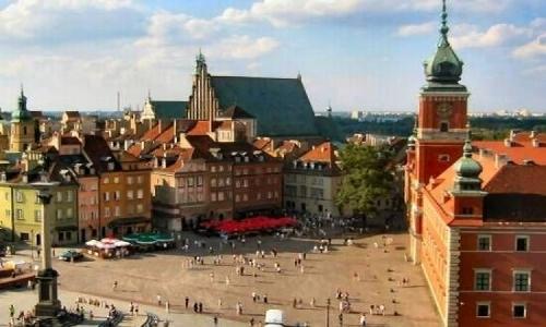 Варшава - Лодзь