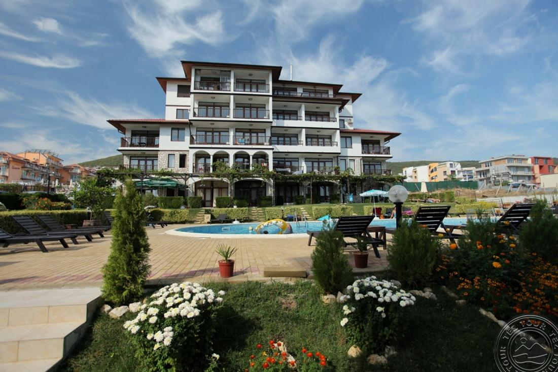 Болгария (авиа) DINEVI RESORT PREMIUM FIRST LINE Ap.Htl