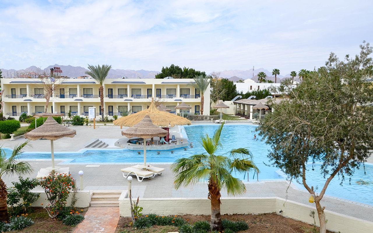 Египет Cataract Resort 4*, Шарм-эль-Шейх