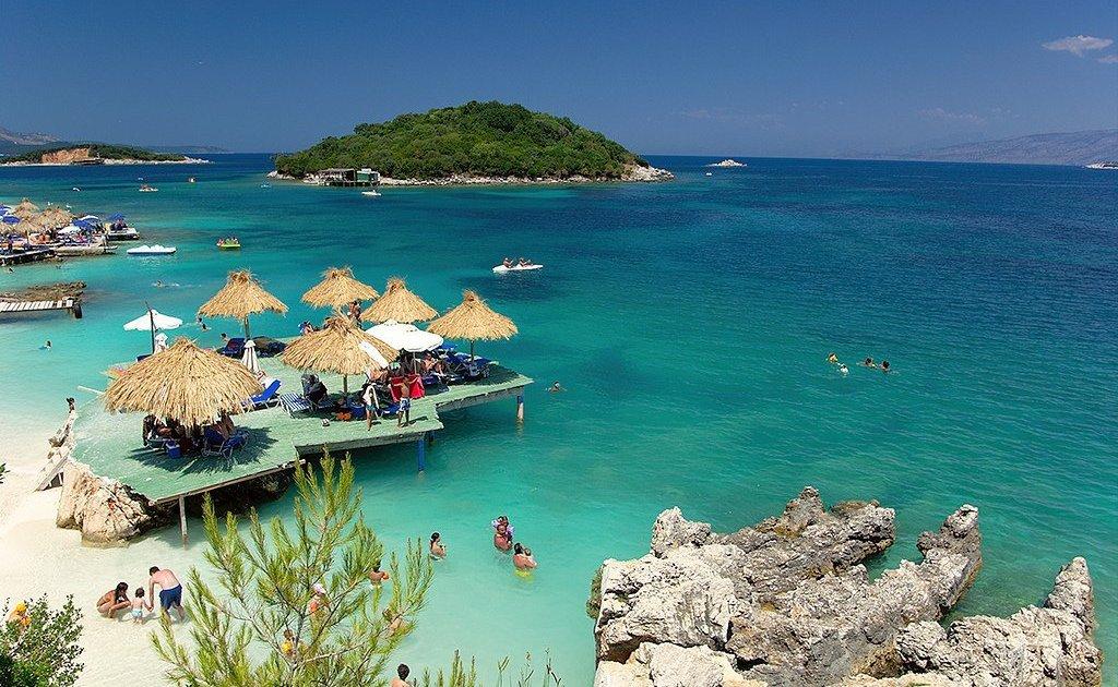 Албания, Troy Apt, Саранда