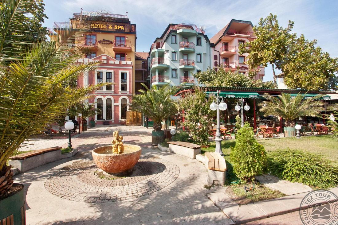 Болгария (авиа) ST. GEORGE HOTEL POMORIE 4*