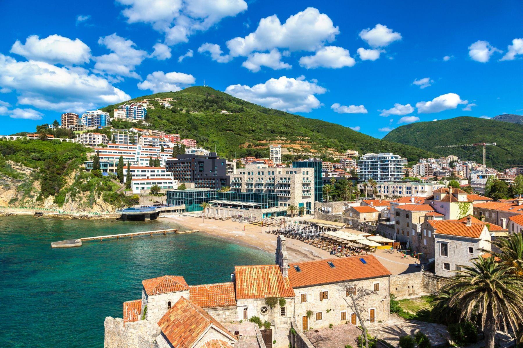 MNE B01. Автобусный тур с отдыхом в Черногории