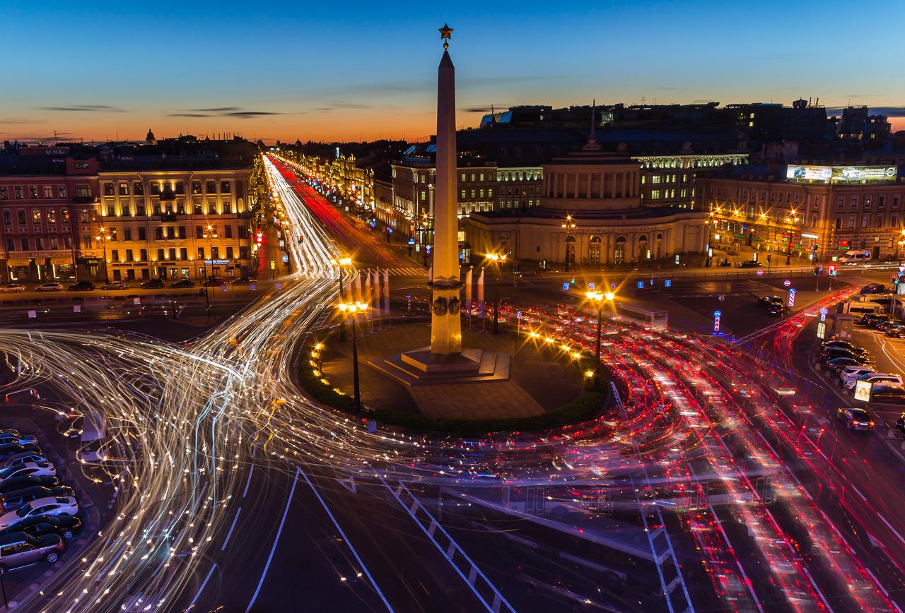 Старый Псков и великолепные Пушкинские горы