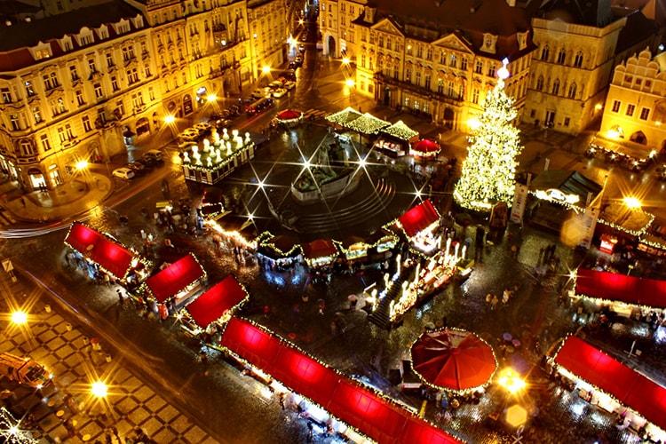 Зимний тур «Мини Прага (Вена - Прага)»