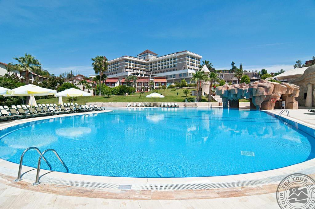 Турция HORUS PARADISE LUXURY RESORT & CLUB HV-1/5*