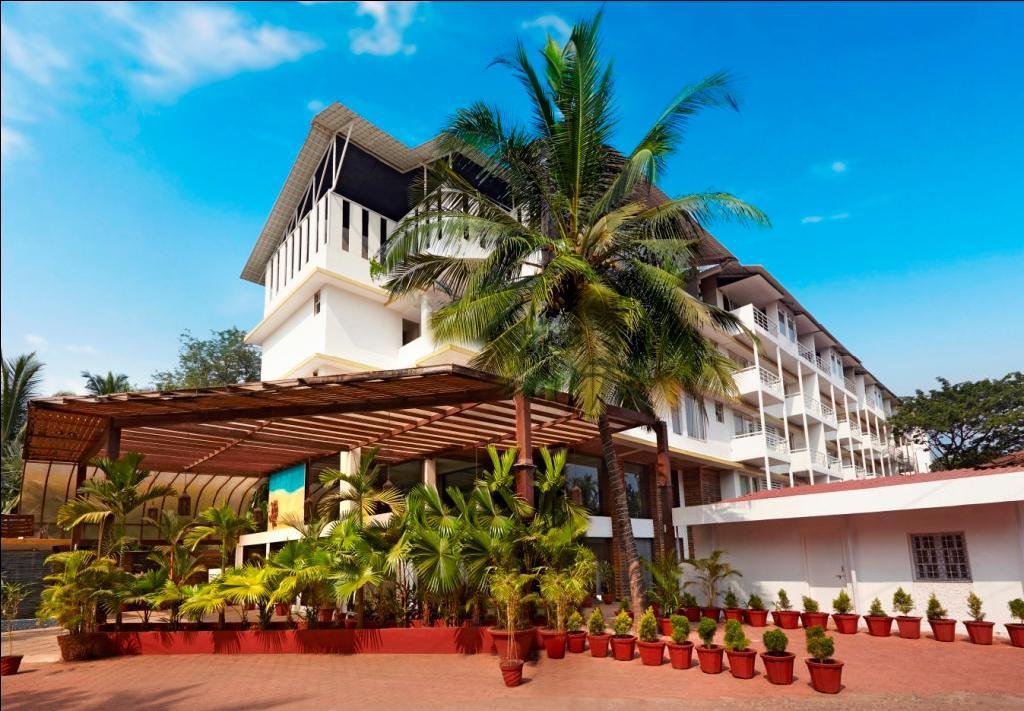 Индия,  RED FOX HOTEL  4*, Морджим