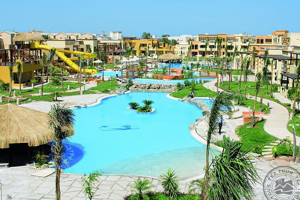 Египет, Хургада GRAND PLAZA RESORT 4*